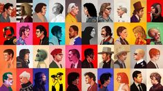 Famous Movie Characters wallpaper
