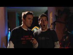 I'm William Shatner, I can score anything - Fanboys 2008 Sam Huntington, William Shatner, Scores, I Can, Canning, Movies, Films, Cinema, Movie