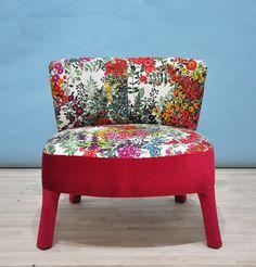 Tombik chair pink van namedesignstudio op Etsy, $990.00