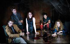 James,Edward,Bella,Jacob, and victoria
