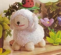 ovelha crooche - Pesquisa Google