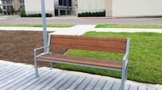 The City of Orange in Boardwalk Texas loves their Bench. Orange City, Outdoor Furniture, Outdoor Decor, Bench, Texas, Home Decor, Texas Travel, Homemade Home Decor, Benches