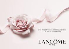 Lancôme - Photographer Christophe Bouquet - Création OMEDIA