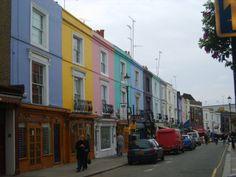 Portobello Road en London, Greater London