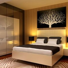 #KBHomeTemple wall artwork master bedroom