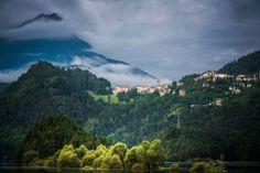 Pieve di Cadore - Dolomites, province of Belluno, Veneto, Northern Italy