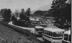 Bus station