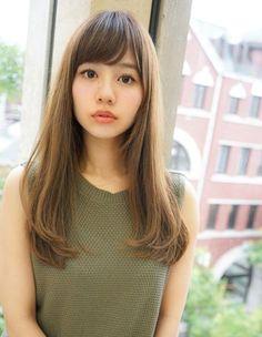 シルキーベージュ(HR-196)   ヘアカタログ・髪型・ヘアスタイル AFLOAT(アフロート)表参道・銀座・名古屋の美容室・美容院