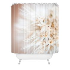 Bird Wanna Whistle Close Up Shower Curtain | DENY Designs Home Accessories
