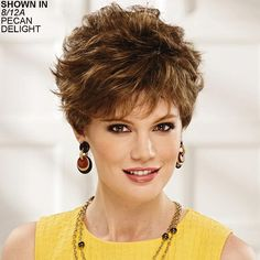 Natural Hair styles That Are Amazing. Short Grey Hair, Short Hair Wigs, Short Hair With Layers, Long Hair Cuts, Short Shag Hairstyles, Modern Hairstyles, Short Hairstyles For Women, Layered Hairstyles, Japanese Hairstyles