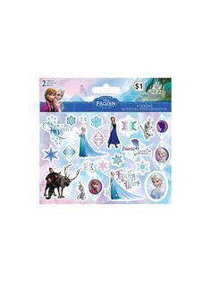 Disney Frozen Stickers | Reduced Individual Supplies and Decorations