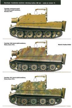 SturmTiger Profiles