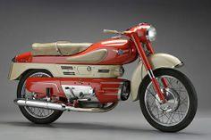 1957 Aermacchi 'Chimera' 175 - Jet Age For Sure