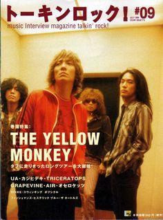 トーキンロック! 1999年06月 #09 THE YELLOW MONKEY - Book & Feel