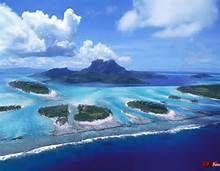 Figi lagoons