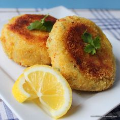 Very good. Made with leftover trout. Made half of recipe but still add 1/2 tsp salt, 1/8 tsp ea of pepper, garlic salt, onion salt and lemon pepper. Serve with tartar sauce.