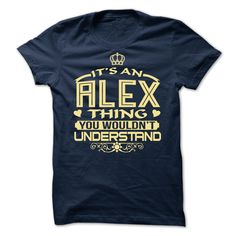 Its an Alex thing, you Wouldn't understand T-Shirts, Hoodies. VIEW DETAIL ==►…