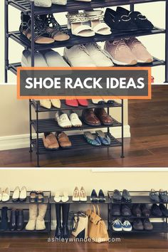 pipeclothe 47 fantastic ideas for shoe racks in 2020 (concepts for storing your shoes) Wood Shoe Rack, Shoe Racks, Amazing Gardens, Beautiful Gardens, Diy Garden Decor, Garden Decorations, Pet Odors, Outdoor Venues, Shoe Organizer