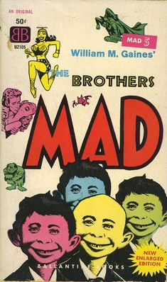Mad Magazine and its Contributors