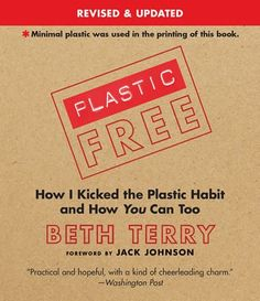 Plastic-Free book by Beth Terry
