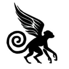Image result for animated gif flying monkey