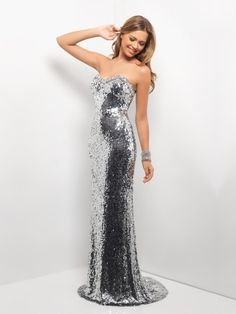 SPARKLE SILVER SHEALTH SWEEP TRAIN SLEEVELESS SWEETHEART LOW BACK SEQUIN  LACE PROM DRESSES Strapless Dress Formal 48802e483a37
