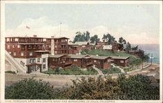 Tyrolean Arts Colony (also known as Green Dragon Colony), La Jolla