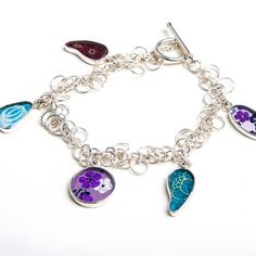 My charm bracelet! My Design, Charmed, Studio, Bracelets, Instagram Posts, Jewelry, Bangles, Jewlery, Jewels