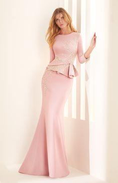 Atelier 2019 Collection - Cocktail & Evening Dresses by Hannibal Laguna Dresses For Teens, Trendy Dresses, Elegant Dresses, Beautiful Dresses, Fashion Dresses, Dress Pesta, Cocktail Outfit, Occasion Dresses, Bridal Dresses