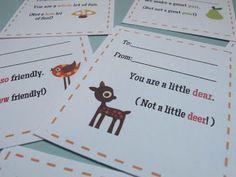 Small Types: Free printable valentines