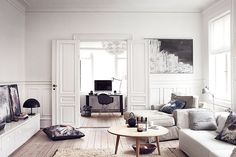 Light in the dark: Danish home style - in pictures   Life and style   The Guardian