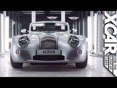 2016 Morgan Aero 8: Open Top Motoring Evolved - XCAR - YouTube