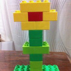 Lego flower