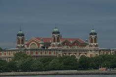Ellis Island Immigration Building