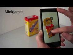 Demo Realidad Aumentada. Mobile marketing - YouTube