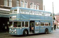 1965 DAIMLER Fleetline CRG6LW - Walsall 26                              …
