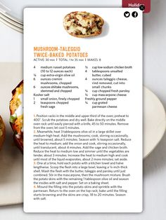 I saw this in the may 2016 issue of food network magazine http december 2014 on the side recipe cards magazine menu recipes food networktrisha veggies recipies forumfinder Choice Image