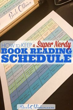 Book goals are rarely accomplished without a set plan. Here is one method for planning out your books for the year and accomplishing your reading goals.