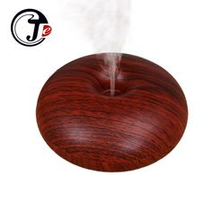 Original Ultrasonic Humidifier USB Humidifiers Aromatherapy Diffuser Wood Grain Essential Oil Diffuser Mist Maker for Home 175ML #men, #hats, #watches, #belts, #fashion, #style