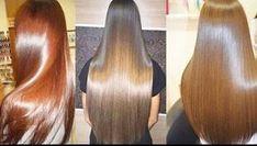 BANHO DE BRILHO CASEIRO para os cabelos/ cabelo Extremamente brilhante,sedoso e liso naturalmente