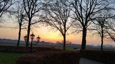 De avondlucht in Deurne, Walsberg