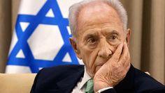 Morre ex-presidente de Israel, Shimon Peres. Morreu, aos 93 anos de idade o ex-presidente de Israel Shimon Peres