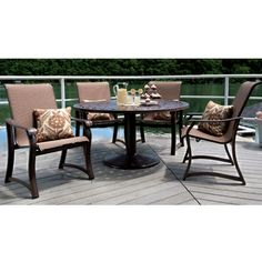 villa by telescope casual - Telescope Patio Furniture