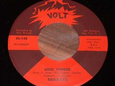 Bar-Kays - Soul Finger 45rpm