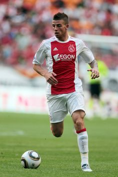 ~ Toby Alderweireld of AJAX AFC ~
