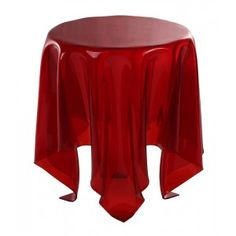 acrylic illusion table