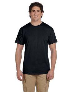48 T-SHIRTS Blank Black BULK LOT PLAIN Wholesale  2XL 3XL 4XL 5XL 12 each sizes #ProWeight #BasicTee