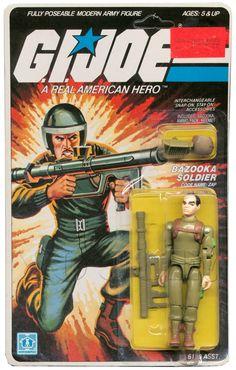 Zap (v1) G.I. Joe Action Figure - YoJoe Archive