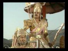 Karna VS Arjun FULL FIGHT - YouTube