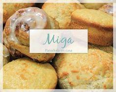 """Cover of """"Miga, panadería en casa"""""""
